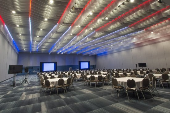 Columbus Convention Center Union Ballroom